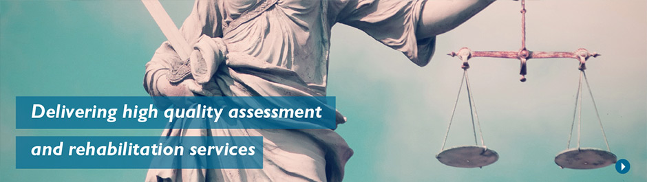 Delivering high quality assessment and rehabilitation services