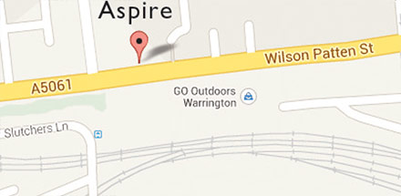 How to find Aspire